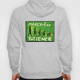 March For Science Hoody