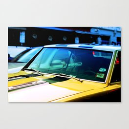 Dream Car. Canvas Print