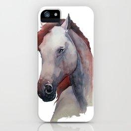 Horse #6 iPhone Case