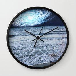 Galaxy Sky Wall Clock