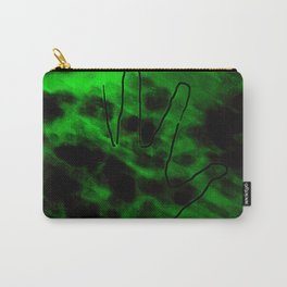 Hulk Was Here Carry-All Pouch