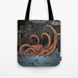 Octopi Movement  Tote Bag