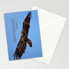 Soaring High!  -  Immature Stationery Cards