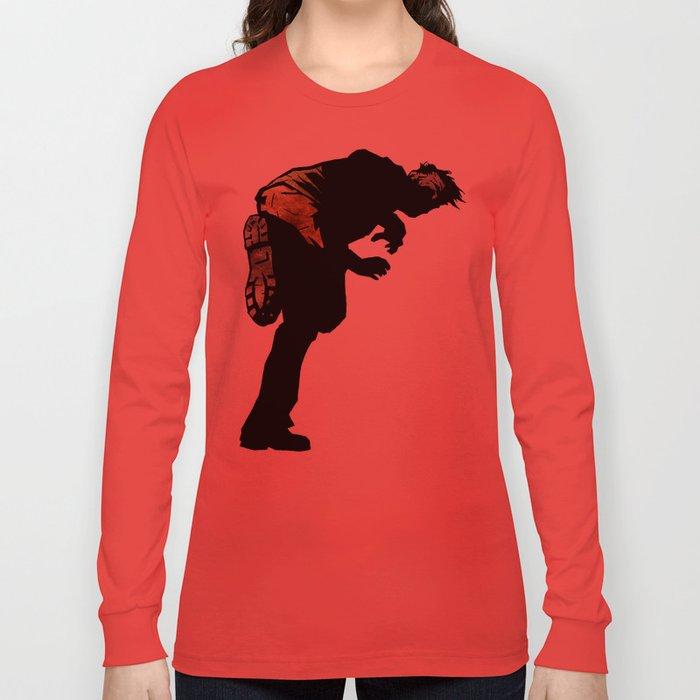 RUN ZOMBIE RUN! Long Sleeve T-shirt