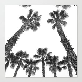 Palm Tree Laid Back Art Print {4 of 4} Canvas Print