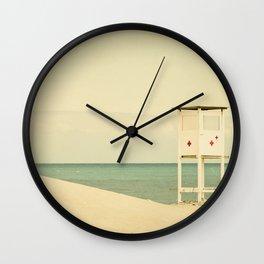 Dunas  Wall Clock