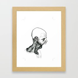 Neckfix Framed Art Print