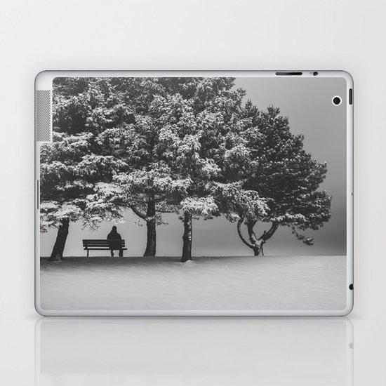 Winter Solitude Laptop & iPad Skin