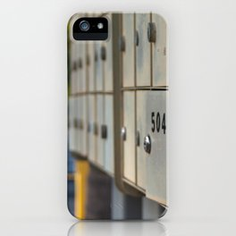 Tenant 504 iPhone Case