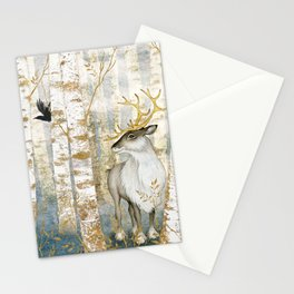 This way to Narnia Stationery Cards