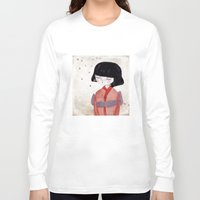 sakura Long Sleeve T-shirts featuring Sakura by munieca