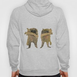 created with subconscious thought Hoody