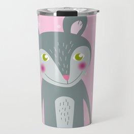 Little Mouse Travel Mug