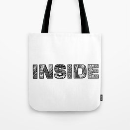 What's inside? Tote Bag