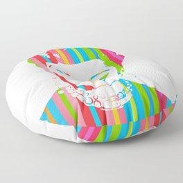 Lucille Ball | Pop Art Floor Pillow