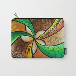 Abstract Pua Carry-All Pouch