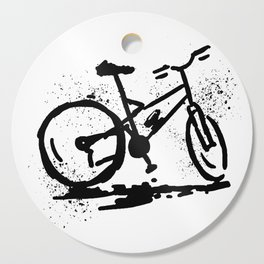 Rest bike Cutting Board