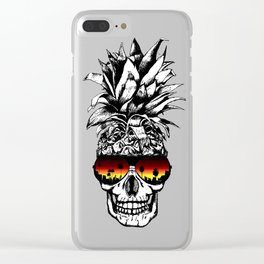 Vacay or Die Clear iPhone Case