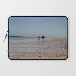 Beach Walkers Laptop Sleeve