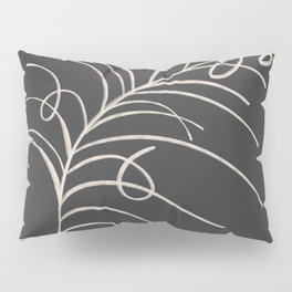 loopy feather Pillow Sham