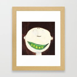 MAY :  Framed Art Print