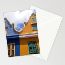 Netherland style house Stationery Cards