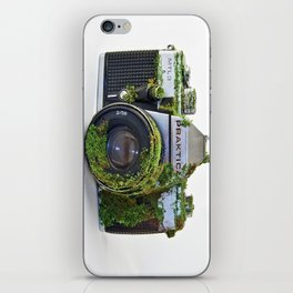 After We've Gone. Camera Uno iPhone Skin