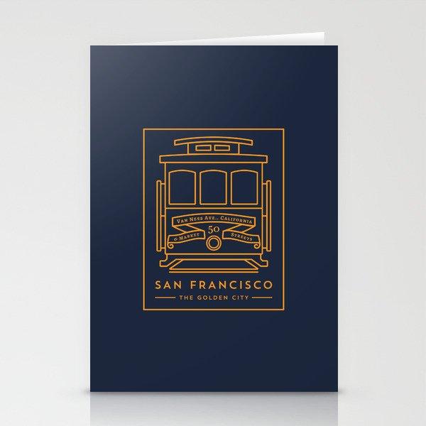 San Francisco 02 Stationery Cards