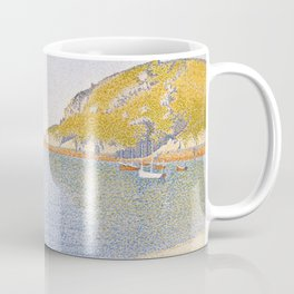 Port of Saint-Cast Coffee Mug