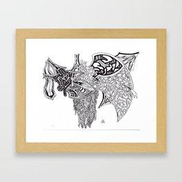 Ascendio Framed Art Print