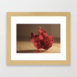 the early ones Framed Art Print