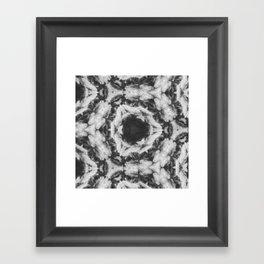 sweter Framed Art Print