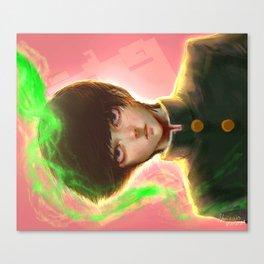 Mob Psycho 100 Canvas Print