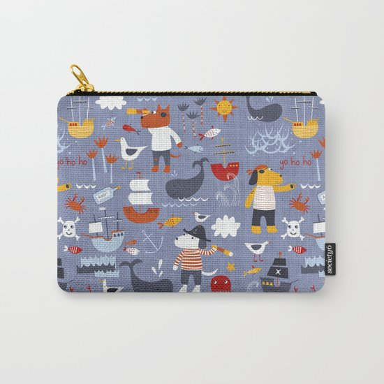 Yo Ho Ho! Carry-All Pouch