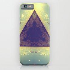 Triangles in the sky iPhone 6s Slim Case