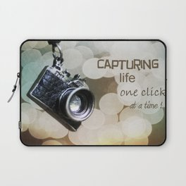 One Click Laptop Sleeve