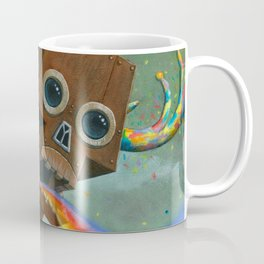 Observation Then Communication Coffee Mug