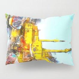 Istanbul Art Pillow Sham