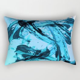 Cold Expressions Rectangular Pillow