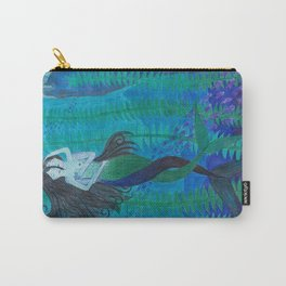 Mermaid Lovers Carry-All Pouch