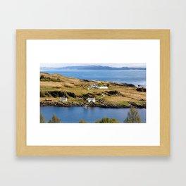 Tarbert Framed Art Print