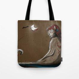 La Cat-Rina Tote Bag