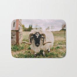 The Curious Sheep Bath Mat