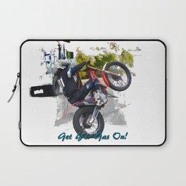 Gas Gas ec300 Stunt Rider Laptop Sleeve
