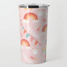 Blush Mexican Piñata Travel Mug