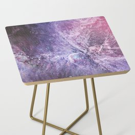 Orion Nebula Side Table