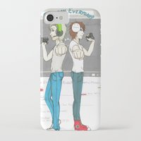cryaotic iPhone & iPod Cases featuring Broday Everyday by SofusGirl