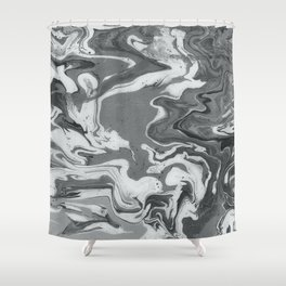 You Make Me Feel Wavy Baby Shower Curtain