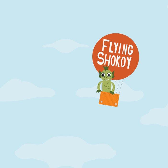 Flying Shokoy (Philippine Mythological Creatures Series) Comforters