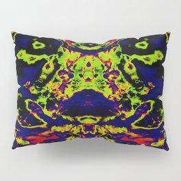 Neon Nightmare Pillow Sham